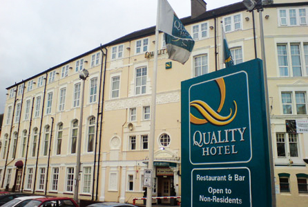 Quality Hotel, Stoke-on-Trent